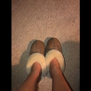 Ugg Sherpa slippers